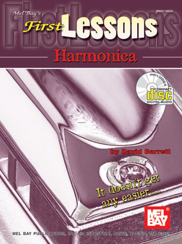 First Lessons Harmonica 20118BCD   upc