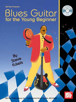 Blues Guitar for the Young Beginner 20147BCD   upc 796279096423