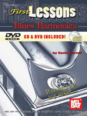 First Lessons Blues Harmonica 20180SET   upc 796279039956