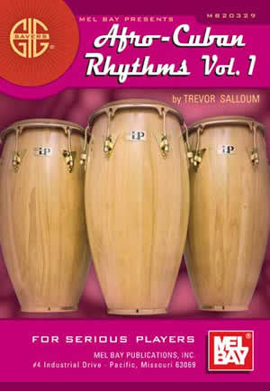 Gig Savers: Afro-Cuban Rhythms Vol. 1 20329   upc