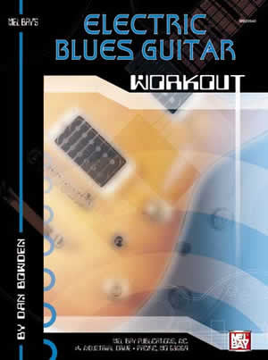 Electric Blues Guitar Workout 20540   upc 796279096171