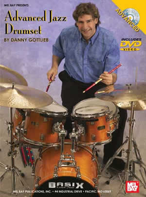 Advanced Jazz Drumset   upc 796279095471
