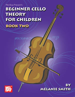 Beginner Cello Theory for Children, Book Two 20558   upc