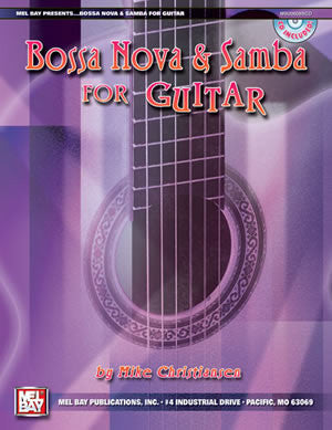 Bossa Nova and Samba for Guitar 20608BCD   upc 796279085359
