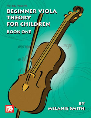 Beginner Viola Theory for Children, Book One 20621   upc 796279094375