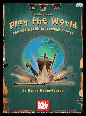 Play The World: The 101 Instrument Primer 20857BCD   upc