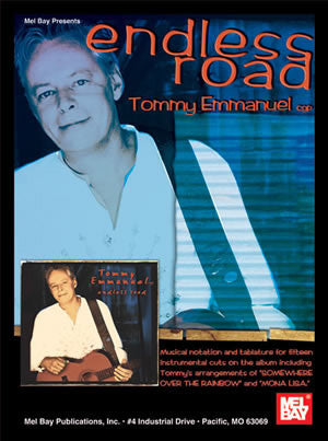 Endless Road - Tommy Emmanuel 20872   upc 796279100274