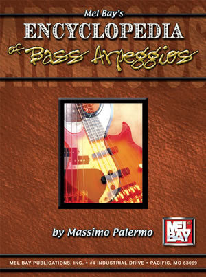 Encyclopedia of Bass Arpeggios 20882   upc 796279076548