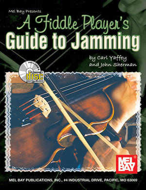 A Fiddle Player's Guide To Jamming 20889BCD   upc 796279099028