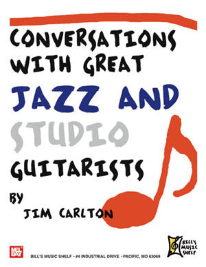 Conversations with Great Jazz and Studio Guitarists 20959   upc 796279065542