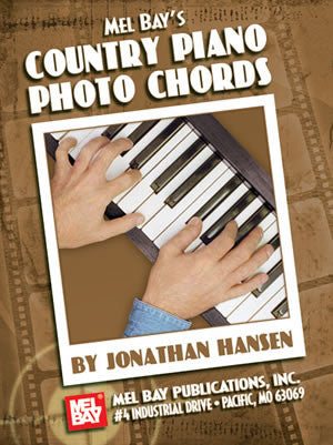 Country Piano Photo Chords 21096   upc 796279103176