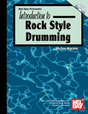 Introduction to Rock Style Drumming 21168BCD   upc 796279100779