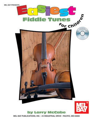 Easiest Fiddle Tunes for Children 21247BCD   upc
