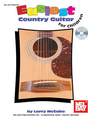 Easiest Country Guitar for Children 21252BCD   upc 796279102513