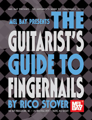 The Guitarist's Guide to Fingernails 21258   upc 796279099523