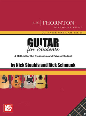 Guitar for Students (USC) 21663   upc 796279109109