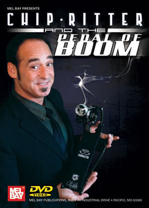 The Pedal of Boom 22052DVD   upc 796279110129