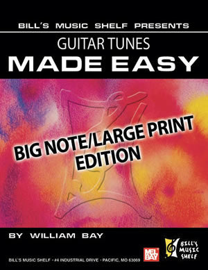 Guitar Tunes Made Easy 22096   upc 796279110365