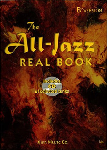 All Jazz Real Book - Bb UPC 9781883217341