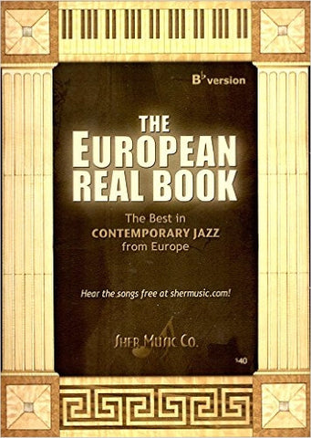 European Real Book - Bb UPC 9781883217440