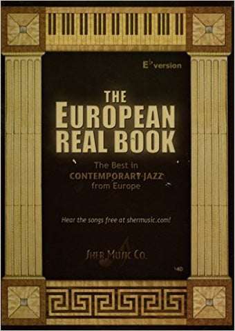 European Real Book - Eb UPC 9781883217457