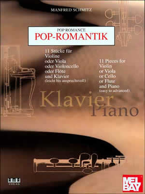 Pop Romance for Piano 610277   upc 796279092197