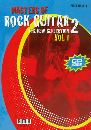 Masters of Rock Guitar 2, Vol. 1 610363E   upc 796279102209