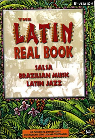Latin Real Book - Bb UPC 9781883217365
