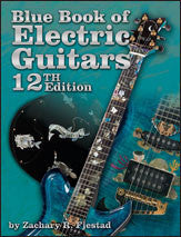 Blue Book of Electric Guitars (12th Edition) 84-1886768935   upc 852187429774
