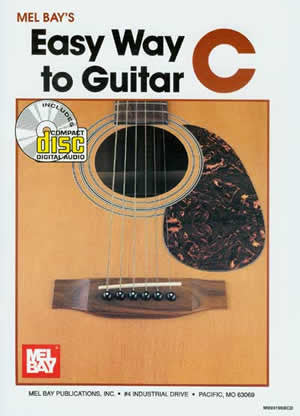 Easy Way to Guitar C 93196BCD   upc 796279048613
