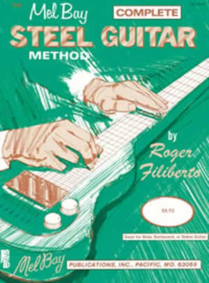 Complete Steel Guitar Method 93219   upc 796279000383
