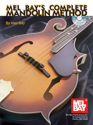 Complete Mandolin Method 93221DP   upc