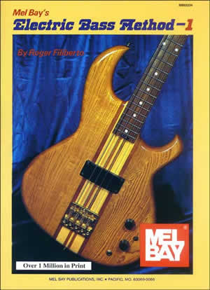 Electric Bass Method Volume 1 93234   upc 796279000475