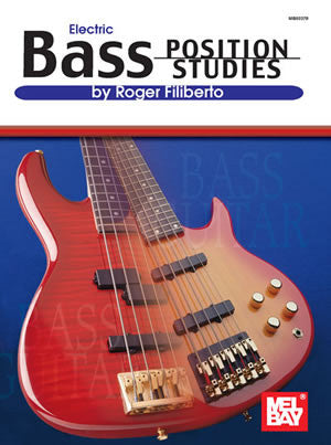 Electric Bass Position Studies 93378   upc 796279001717
