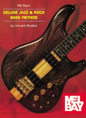 Deluxe Jazz & Rock Bass Method 93766   upc 796279003650