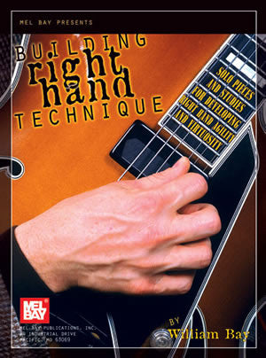 Building Right Hand Technique 93780   upc 796279003797