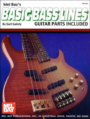 Basic Bass Lines 93783   upc 796279003827