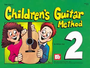 Children's Guitar Method Volume 2 93834   upc 796279004268