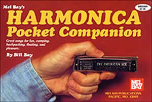 Harmonica Pocket Companion 93884   upc 796279004541