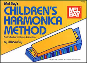 Children's Harmonica Method 94068   upc 796279006088