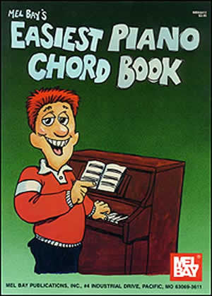 Easiest Piano Chord Book 94412   upc 796279008983
