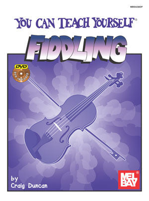 You Can Teach Yourself Fiddling 94430DP   upc 796279088503
