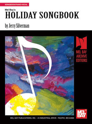 Holiday Songbook 94554   upc 796279011006