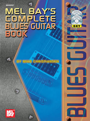 Complete Blues Guitar Book 94682SET   upc