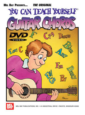 You Can Teach Yourself Guitar Chords 95120DP   upc 796279045353