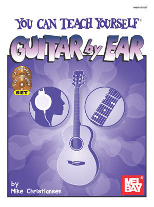You Can Teach Yourself Guitar by Ear 95121SET   upc