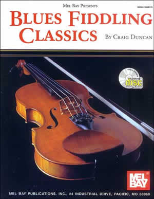 Blues Fiddling Classics 95159BCD   upc