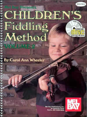 Children's Fiddling Method Volume 2 95279BCD   upc 796279084963