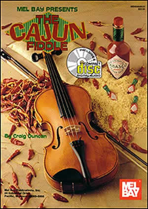 The Cajun Fiddle 95383BCD   upc