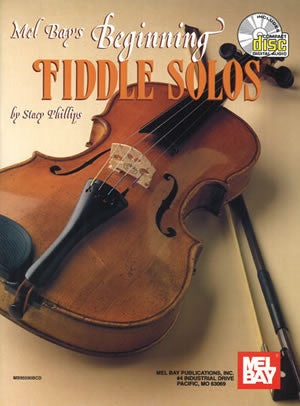 Beginning Fiddle Solos   upc 796279029674